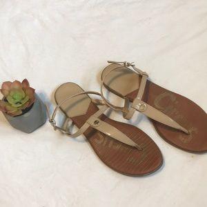 Cute Nude Sandals